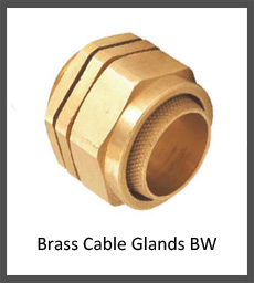 Brass Cable Glands BW