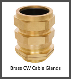 Brass CW Cable Glands
